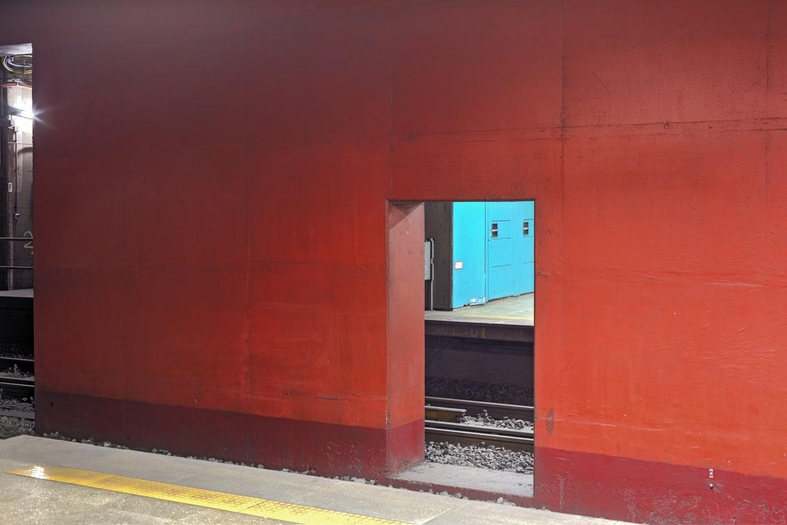 U-Bahnhöfe FFM